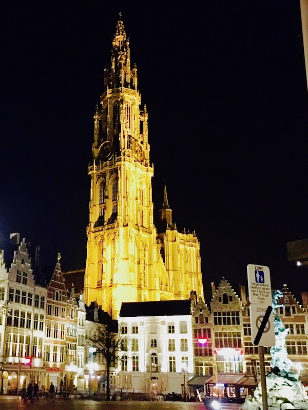 Antwerp Cathedral Photo