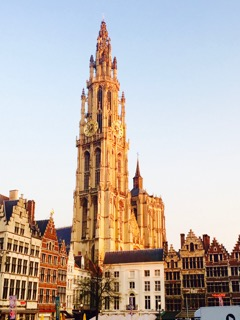 Photo: Antwerp Cathedral