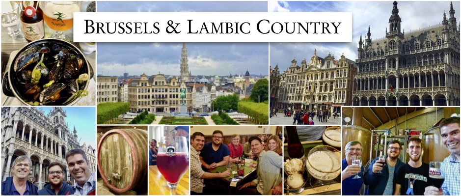 Beer Immersion: Brussels & Lambic Country