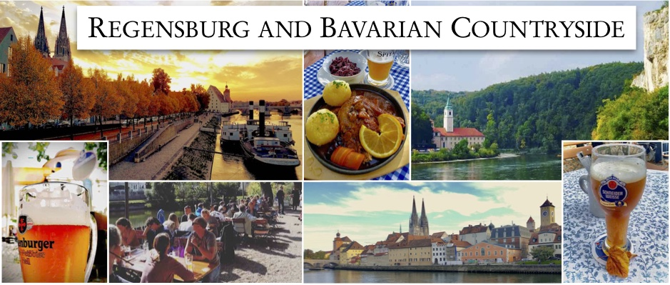 Beer Immersion: Regensburg and Bavarian Countryside
