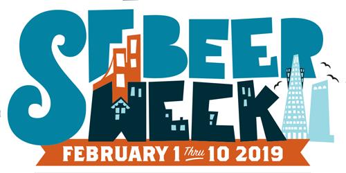 Logo: San Francisco Beer Week 2019