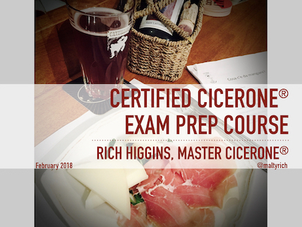 Image: Prep Course for Cert Cicerone Exam