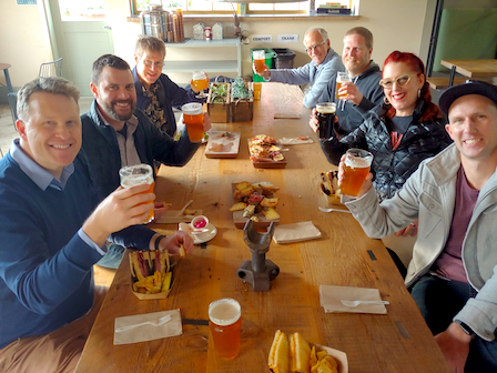 Photo: Lunch Cheers