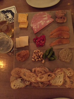 Photo: Beer Cheese Charcuterie