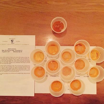 Photo: Beer Off Flavors