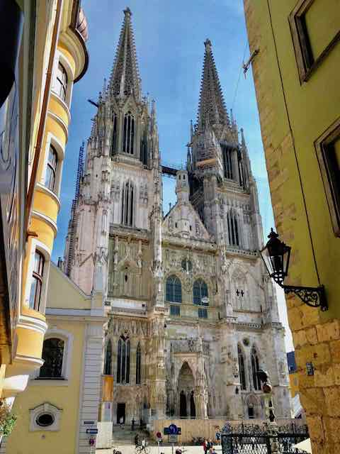 Photo: Regensburg Cathedral