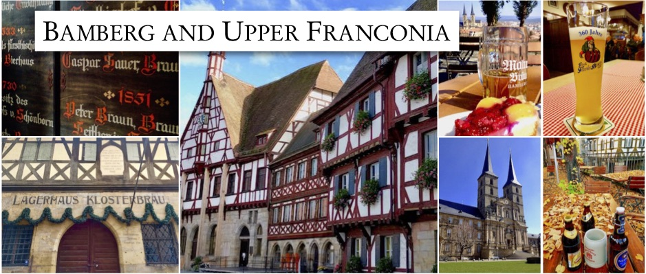 Beer Immersion: Bamberg and Upper Franconia