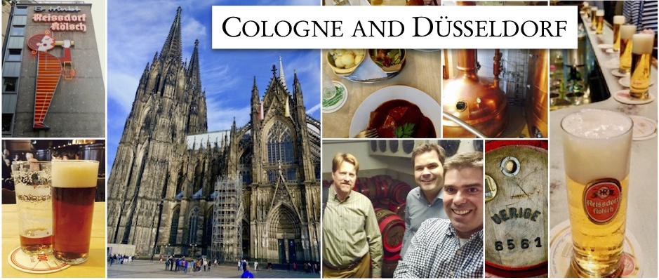 Beer Immersion: Cologne and Duesseldorf