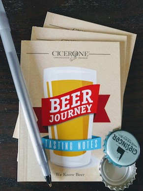 Photo: Beer Journey Tasting Notebook and Guide