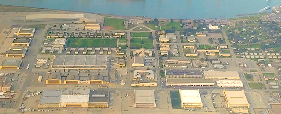 Photo: Alameda from the Air