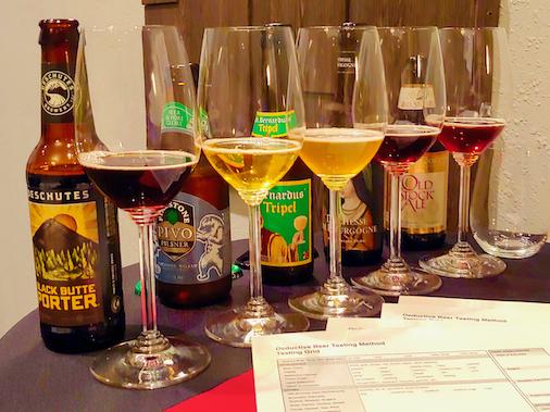 Photo: Deductive Beer Tastings