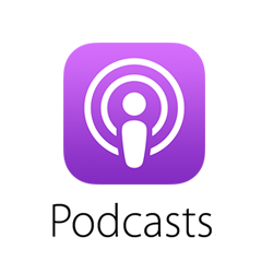 Logo: Apple Podcasts